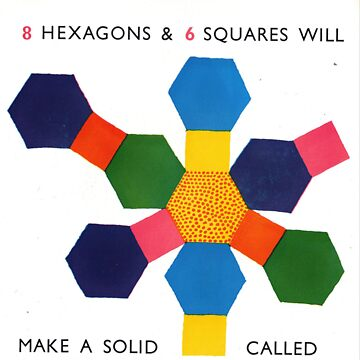 hexagons and squares by Nitroman184