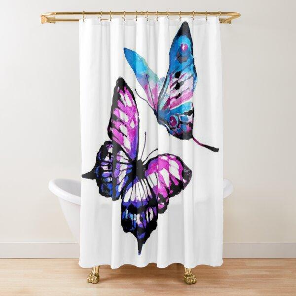 nº 3192 brillo Sticker arco mariposas