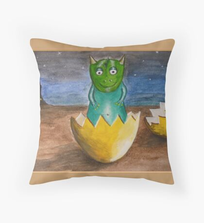 What will my future be? Throw Pillow