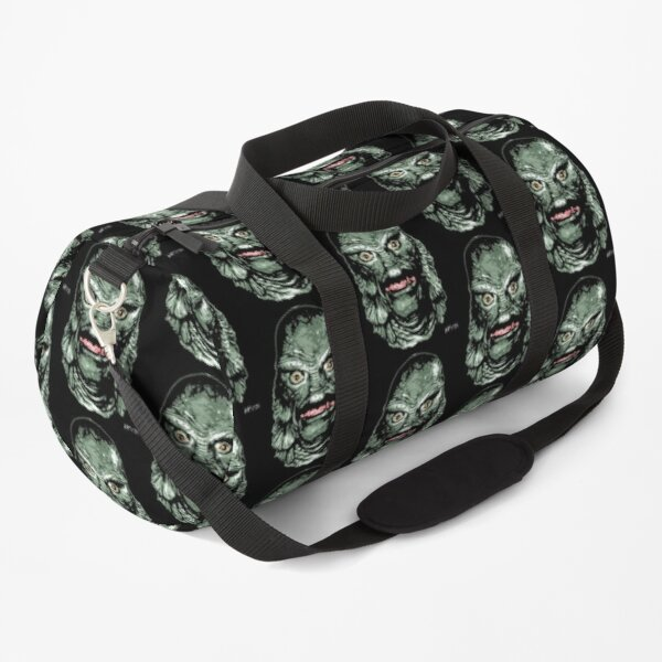 The Creature from the Black Lagoon (Color) Duffle Bag