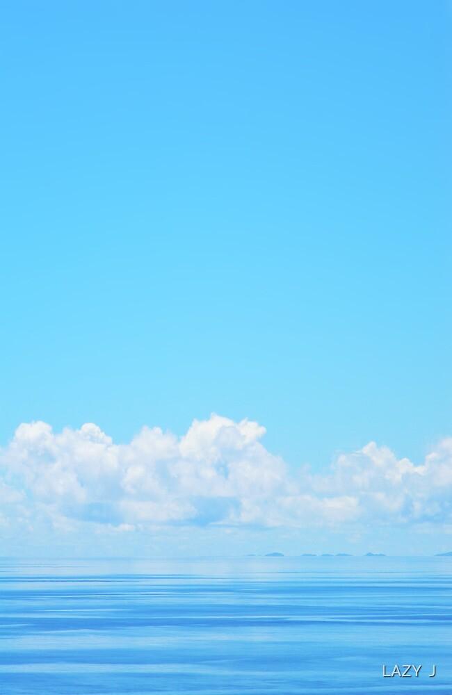 Pacific blues by John Medbury (LAZY J)