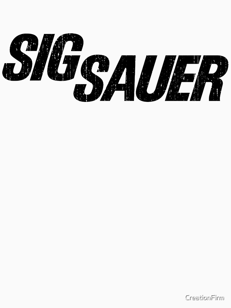 Sig Sauer Firearms by CreationFirm