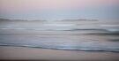 Emerald Beach sunset by Normf