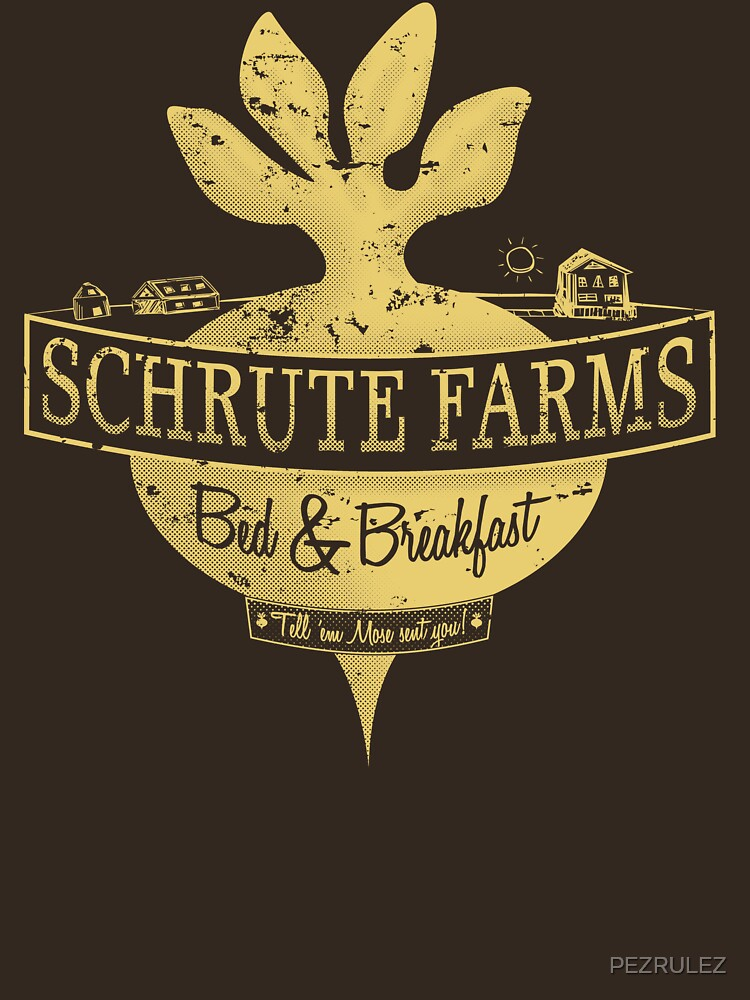 Schrute Farms (Special Mose edition!) by PEZRULEZ