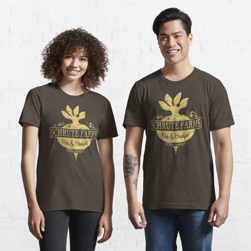 Schrute Farms (Special Mose edition!) Essential T-Shirt
