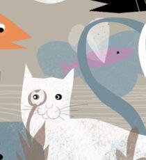 CATS 1 Sticker