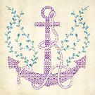 Tribal Nautica II by Pom Graphic Design