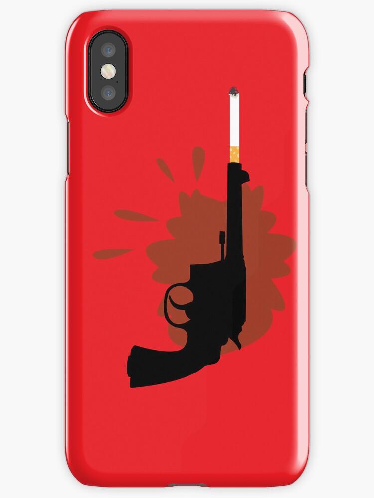 Smokin' Gun by squarecook