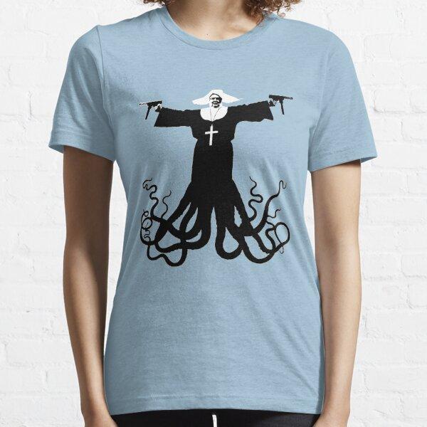 Killer Octo Nun ( aka World Peace) Essential T-Shirt