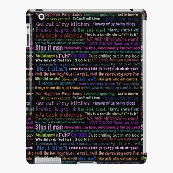 Cotizaciones One direction Funda rígida para iPad