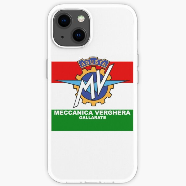 MV AGUSTA Coque souple iPhone