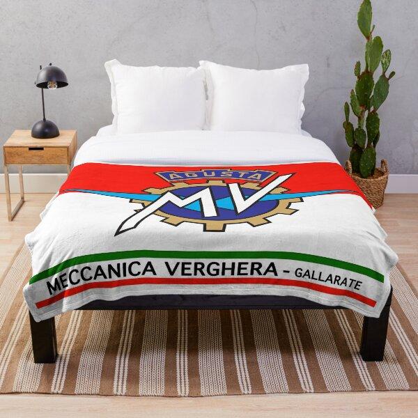 MV AGUSTA Throw Blanket