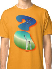 Question Mark Design - Pitts Specials + Meteor & Vampire Classic T-Shirt