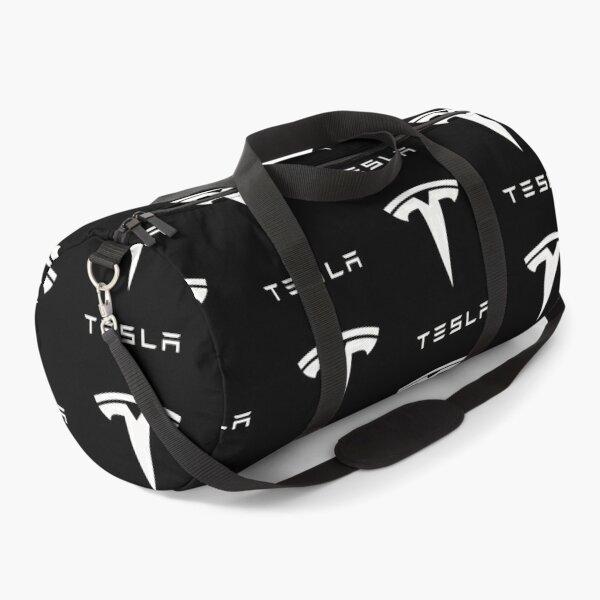 Tesla Logo Duffle Bag