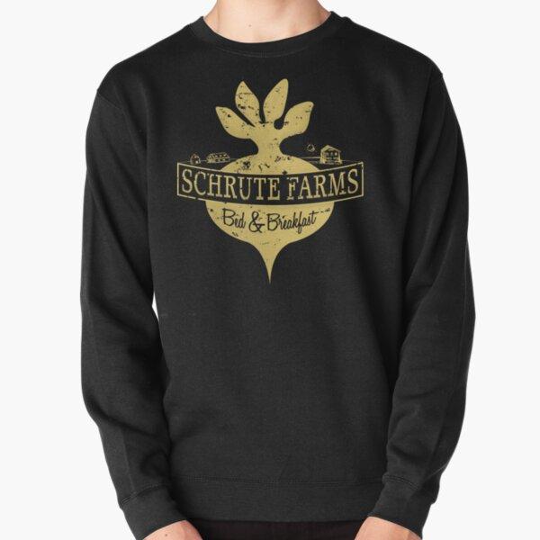 Schrute Farms B&B (no circles) Pullover Sweatshirt
