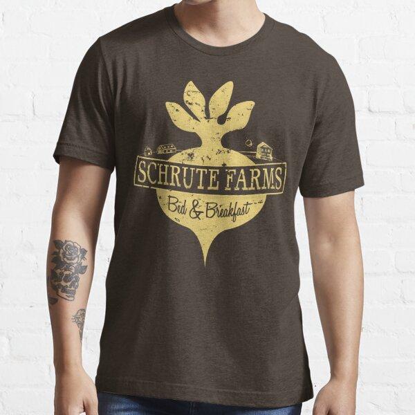 Schrute Farms B&B (no circles) Essential T-Shirt