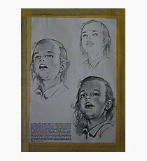 Banos Art Instruction II Photographic Print