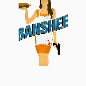 Banshee - Carrie Hopewell by Mason1989