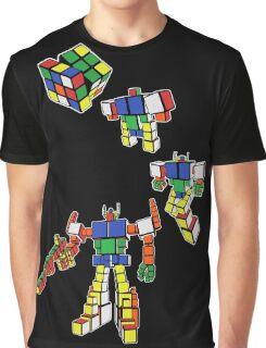 C.U.B.E Prime Graphic T-Shirt