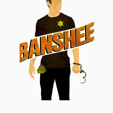 Banshee - Lucas Hood by Mason1989