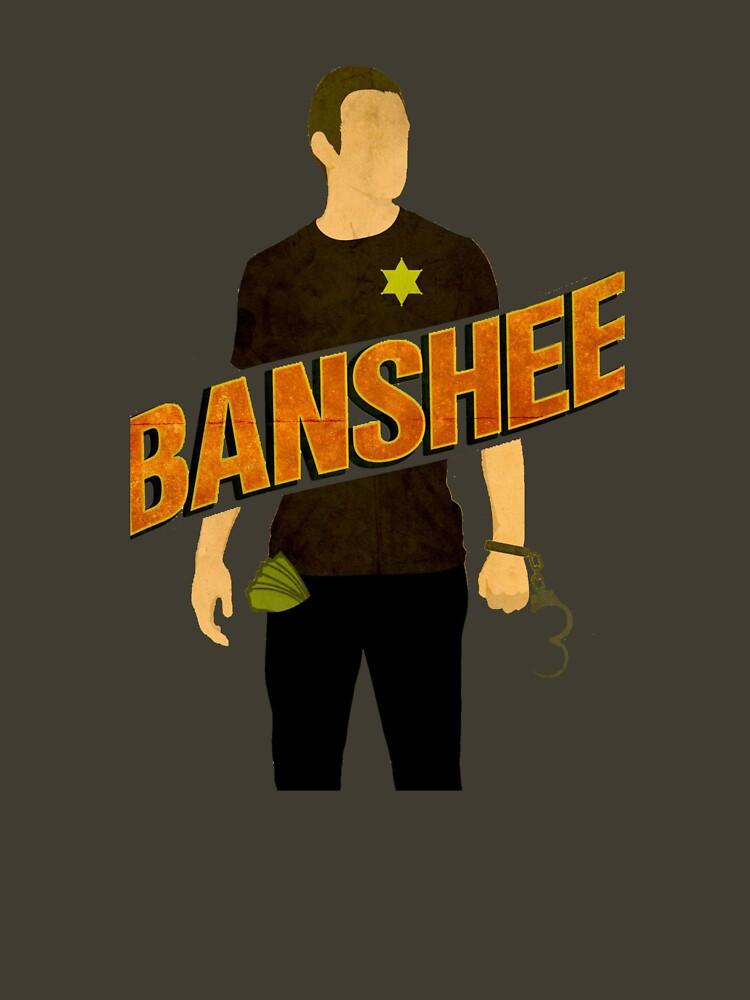 Banshee - Lucas Hood | Unisex T-Shirt