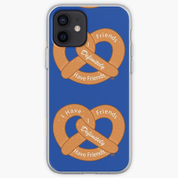 I Have Friends iPhone Soft Case