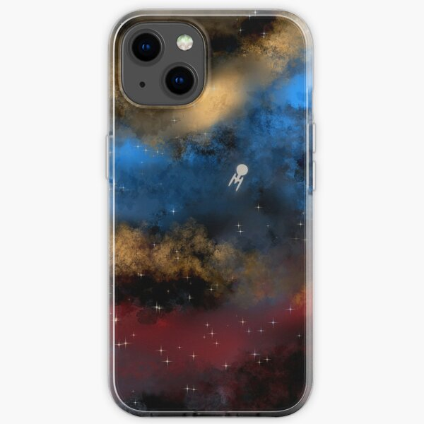 Star Trek - Boldy Going digital painting - StarTrek iPhone Soft Case