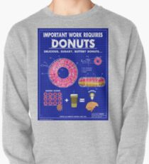 Donuts Pullover