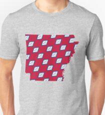 Arkansas [Repeat] | Flag State | SteezeFactory.com Unisex T-Shirt