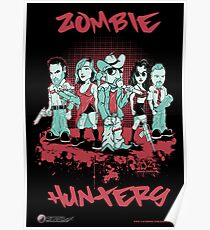 Zombie Hunters Poster