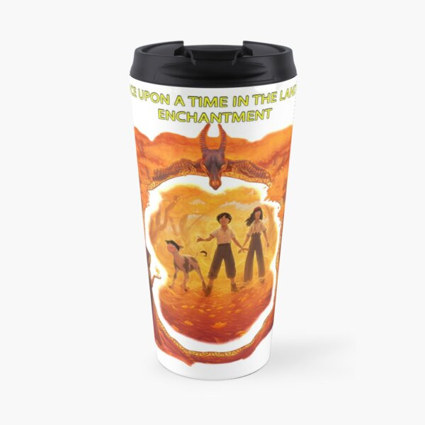 Once upon a time in the land of enchantment Travel Mug