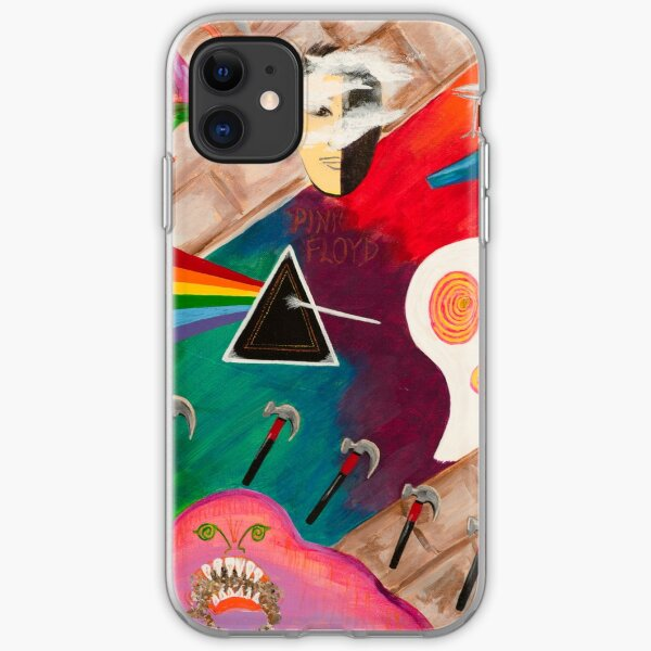 Pink Floyd Compilation iPhone Soft Case