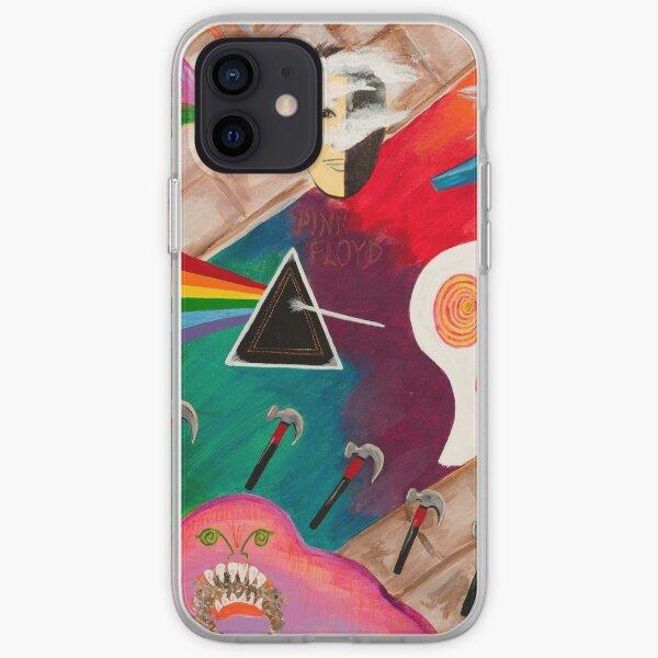 Compilation de Pink Floyd Coque souple iPhone