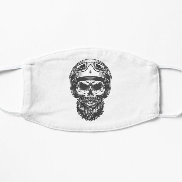 tete de mort Masque sans plis