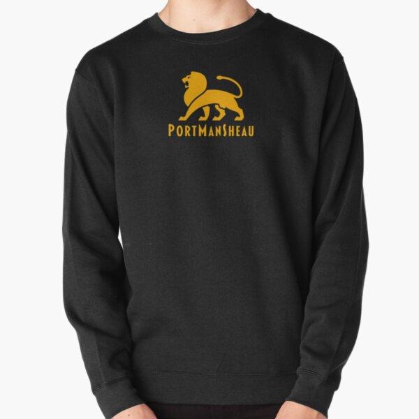 Portmansheau Lion Logo Pullover Sweatshirt