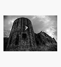 Barnard Castle Norman Tower Photographic Print
