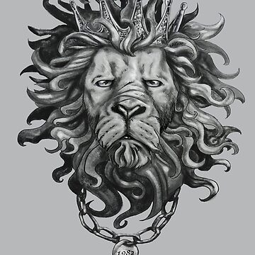 lion by fejant