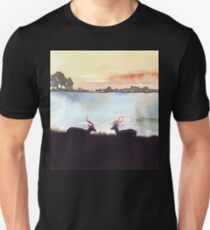 Impala in an African landscape T-Shirt