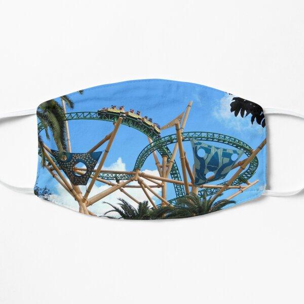 Cheetah Hunt Roller Coaster, Busch Gardens Mask