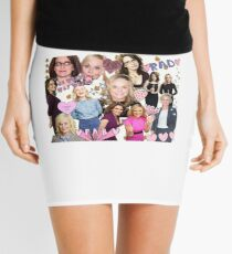 Tina and Amy Mini Skirt