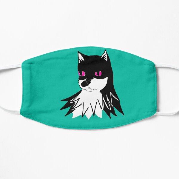 Bat Mills - fuschia eyes Mask