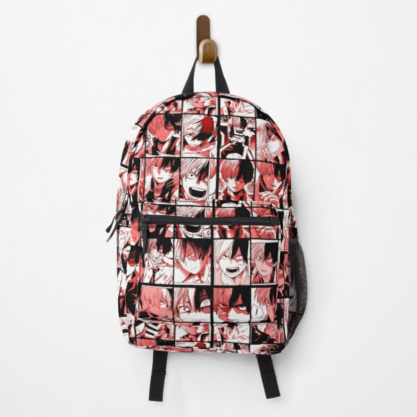 Todoroki shoto collage Backpack