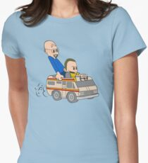 Jesse & Mr White Women's Fitted T-Shirt