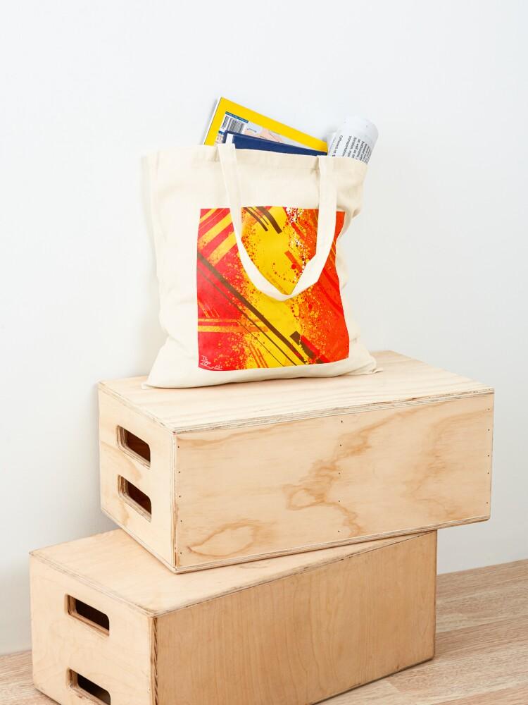 Alternate view of Sunny Daze Tote Bag