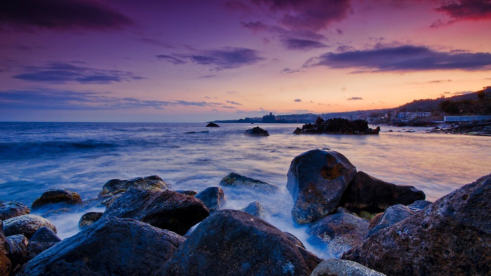 After the sunset  by Andrea Rapisarda