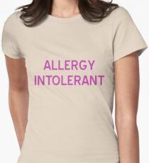 Allergy Intolerant T-Shirt - CoolGirlTeez T-Shirt