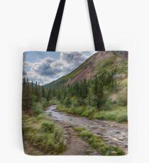 Alaskan Scenery Tote Bag