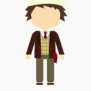 Seventh Doctor by dbowkercreative