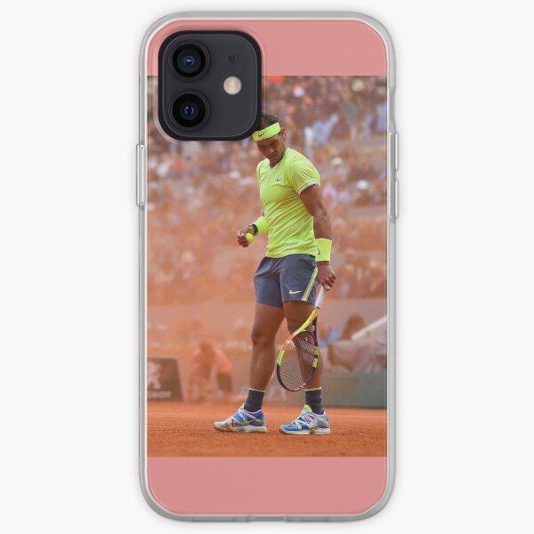 Rafael Nadal Funda blanda para iPhone