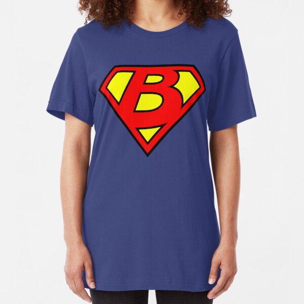 Super B Slim Fit T-Shirt